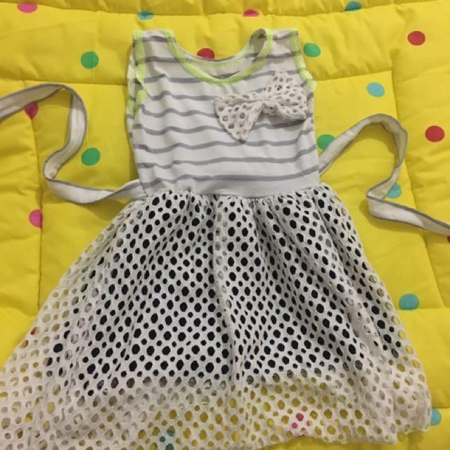 Dress Jaring Baby