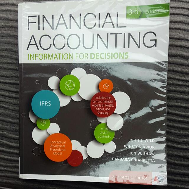 Financial accounting 3rd edition mcgraw hill asia global edition photo photo photo photo fandeluxe Image collections