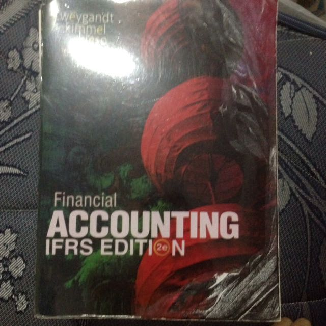 Financial Accounting IFRS 2e Edition