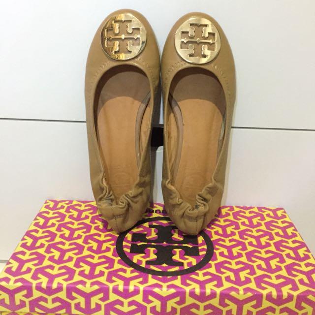 Flat Shoes Tory Burch
