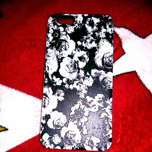 Floral F1s Case