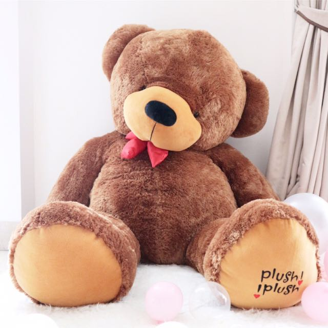 Giant teddy Bear Jumbo 2 Meter