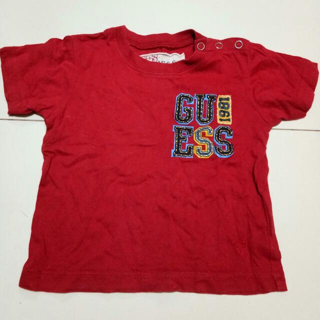 Guess T Shirt For Baby