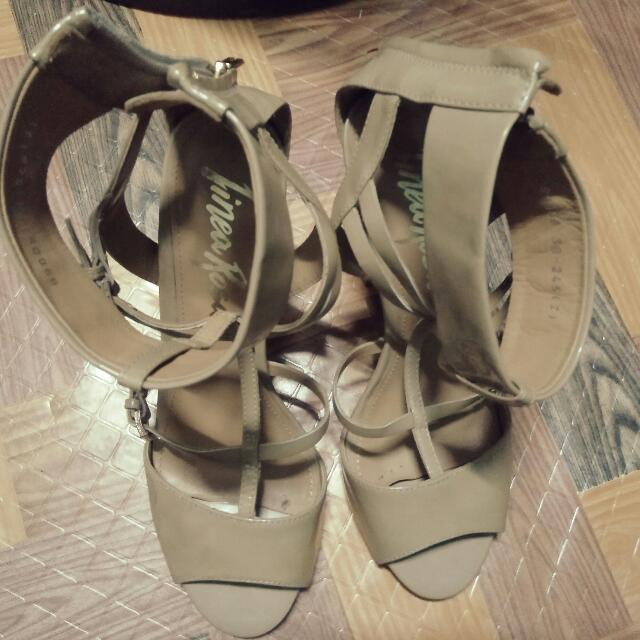 High Heels Fashioned Sandals