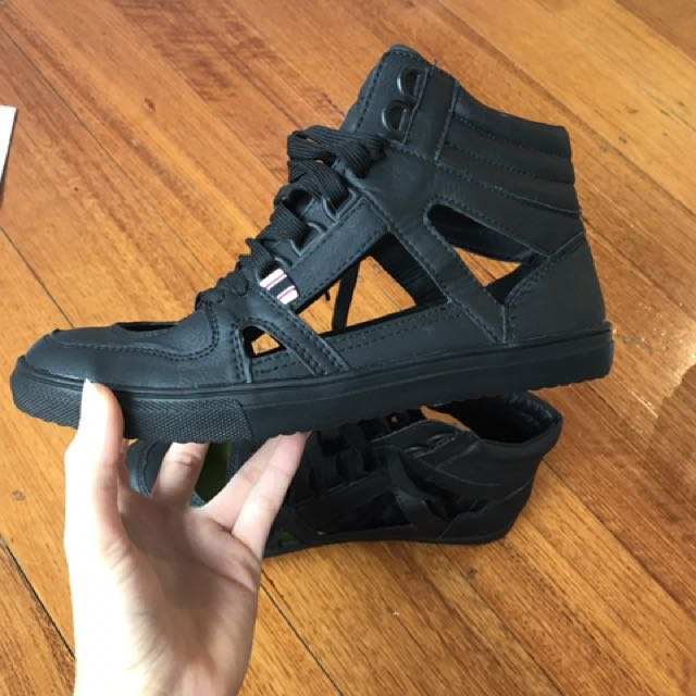 High Top Sneakers Brand New