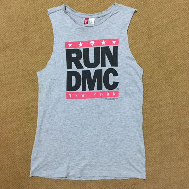 H&M Run DMC Muscle Shirt