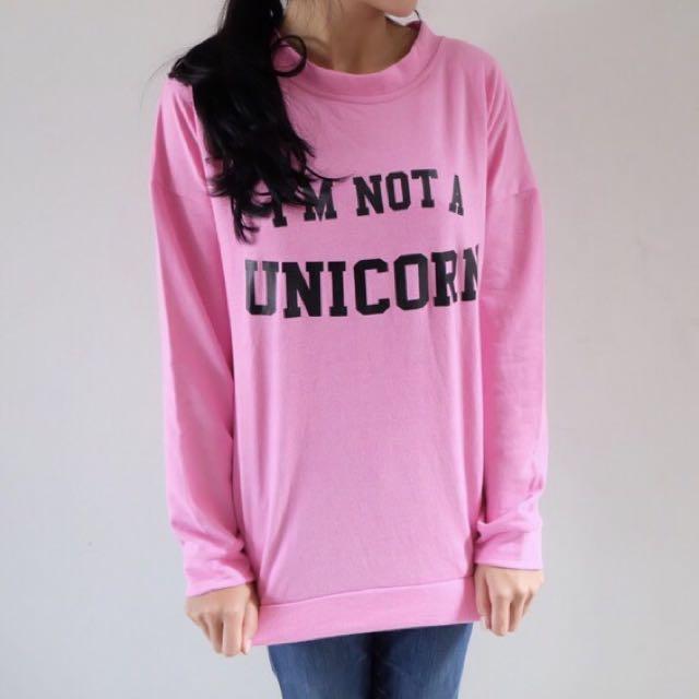 I'm Not A Unicorn