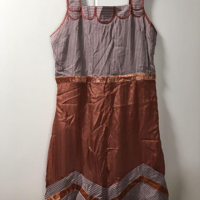 Imported Short Dress