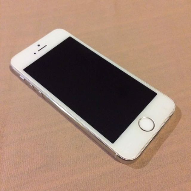 Iphone 5S Silver 64GB (repriced)