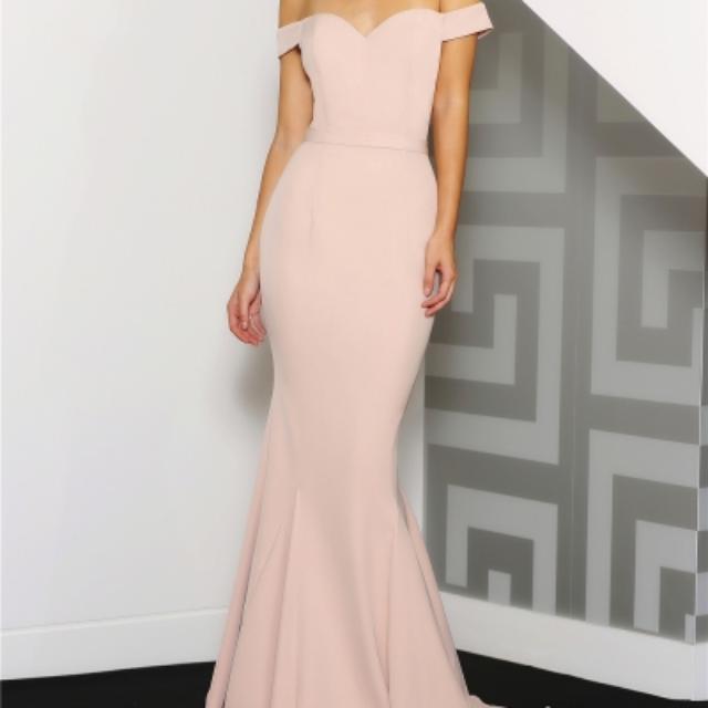 BRAND NEW Jadore Pink Formal Dress