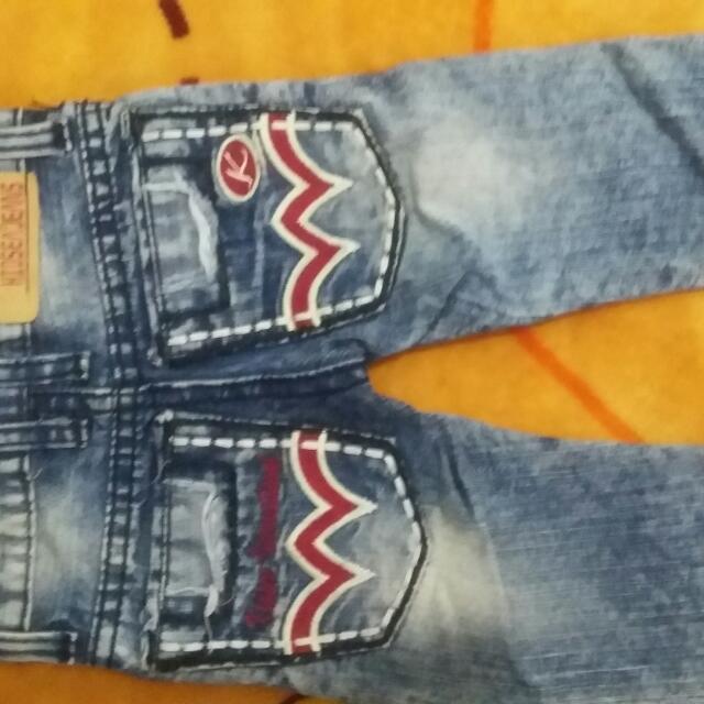 Jeans Kid Sea