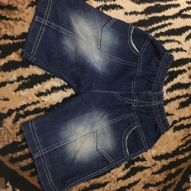 Jeans Pendek