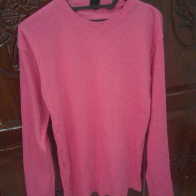 Kaos Pink Fanta