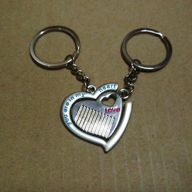 Keychain Couple