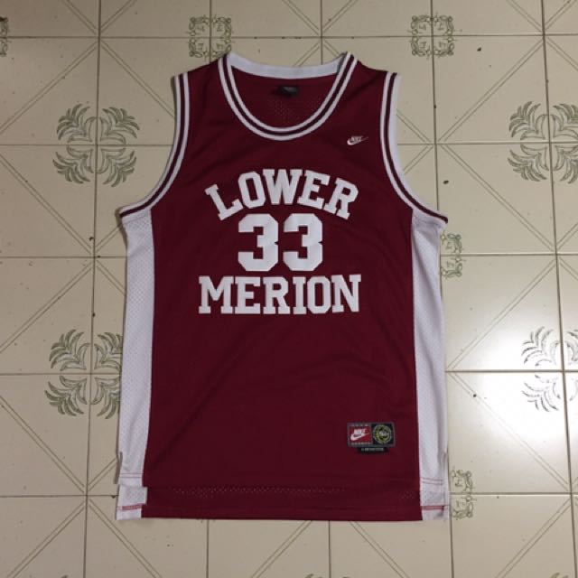 Kobe Bryant Lower Merion High School Jersey