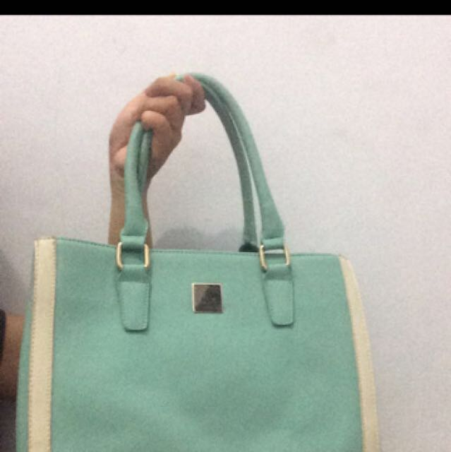 Korean Bag Mint