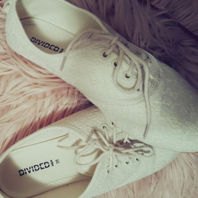 Lace Casual Shoes