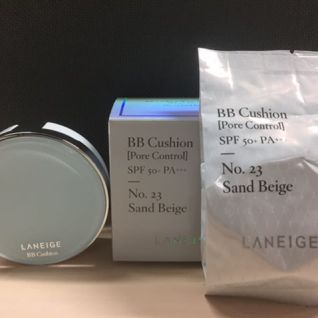 Laneige BB Cushion BB Pore #23
