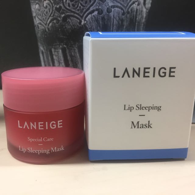 Laneige Lip Sleeping Mask (Real Size)