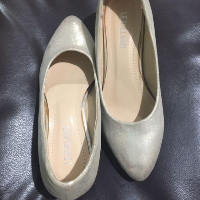Leaveland Shimmer Doll Heels