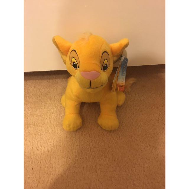 Lion King Sings Toy