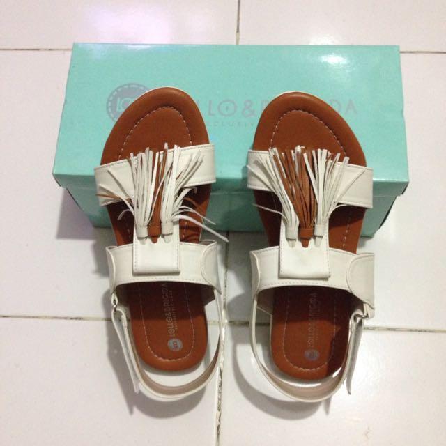 Lollo & Brigida Brown Sandals