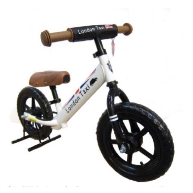 London Taxi Kick Bike