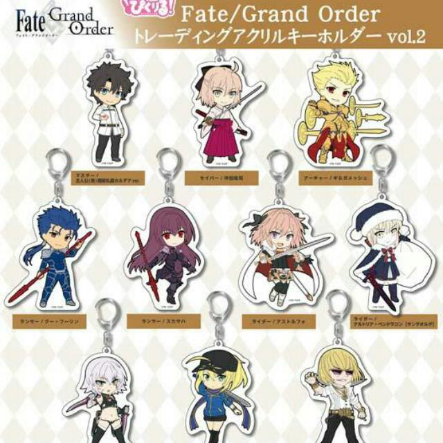 Looking For Scathach Acrylic Keychain And Merch