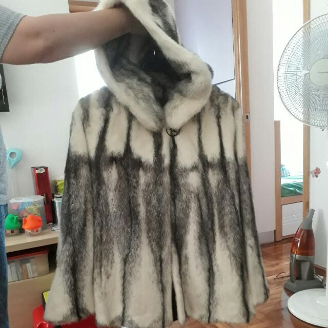 Manakas Fur Coat