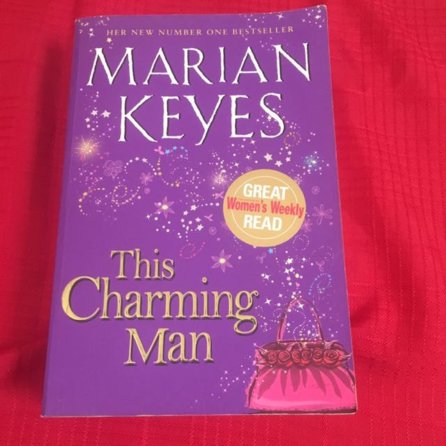 Marian Keyes 'The Charming Man'