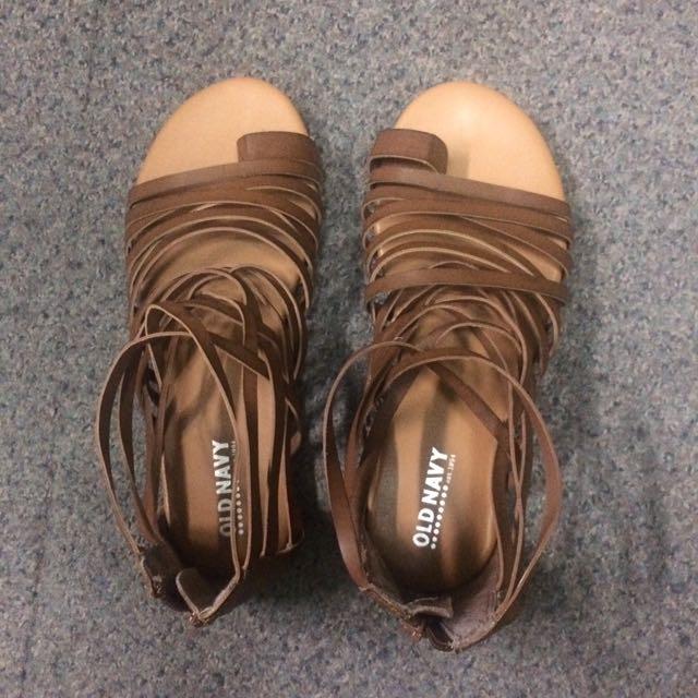Mini Gladiator Sandal Good As New