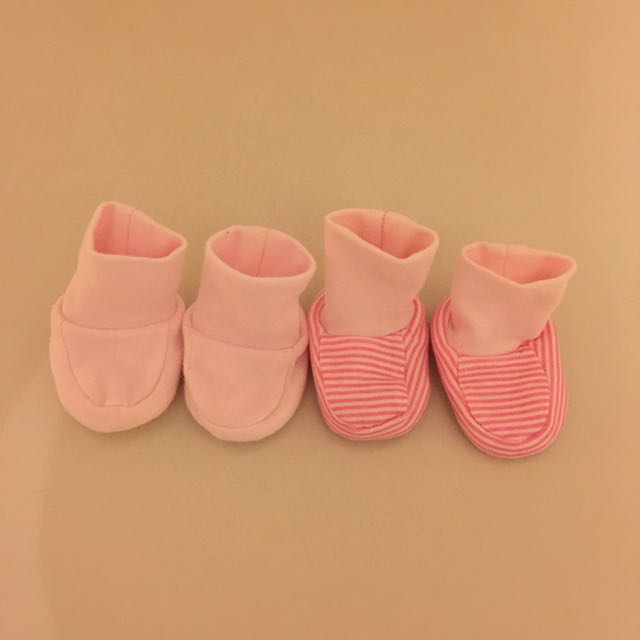 Mothercare Baby Booties