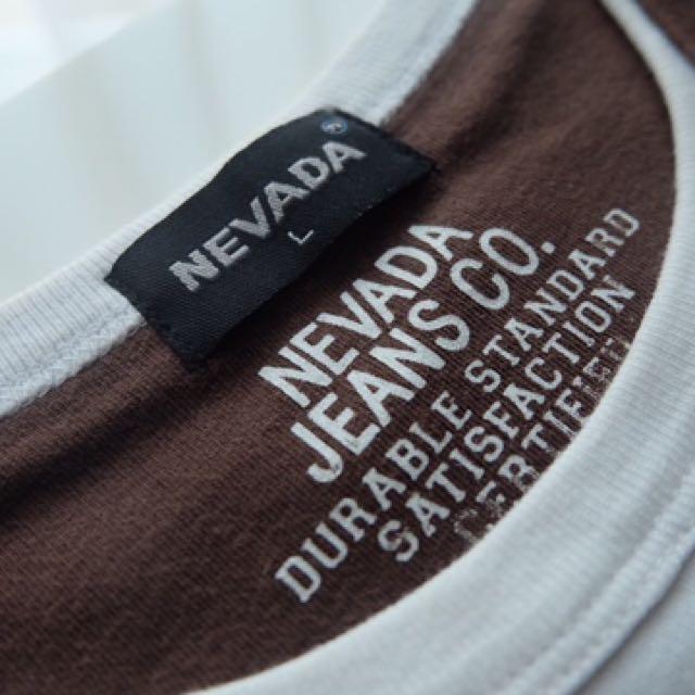 NEVADA BROWN T-shirt