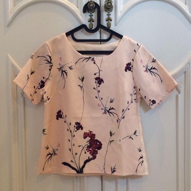 NEW: Flower Shirt