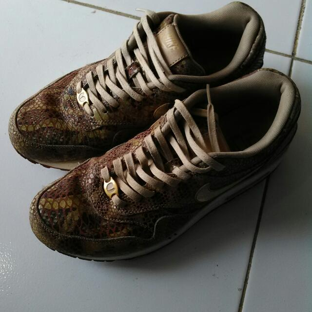 Nike Airmax 1year Of The Snake