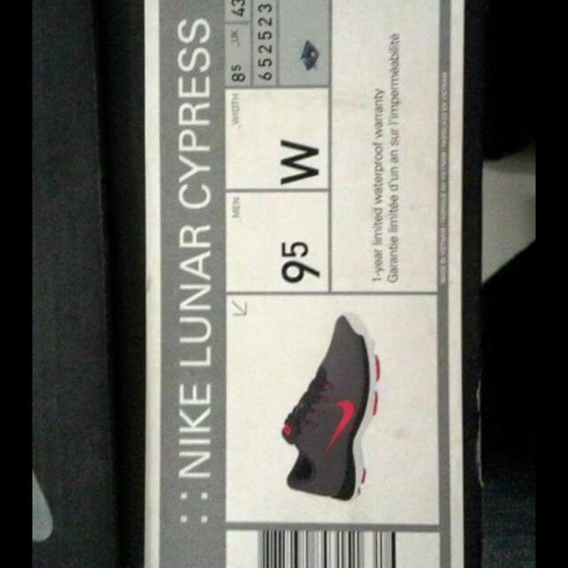 Nike Lunar Cypress Golf Shoes