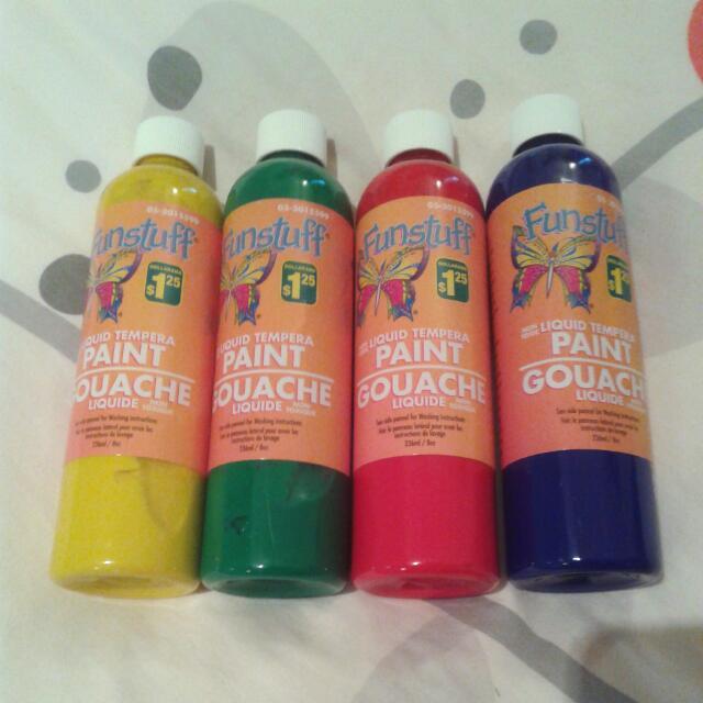 Non-toxic Washable Paint