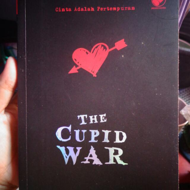 Novel/Fiksi The Cupid War