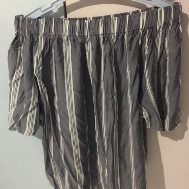 Off Shoulder (Banana Republic)