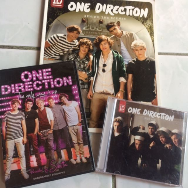 ONE DIRECTION MERCH FREE SHIPPING