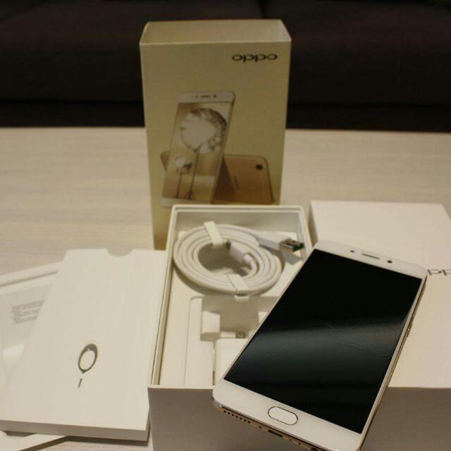 Oppo R9 5.5吋 4/64 高階手機