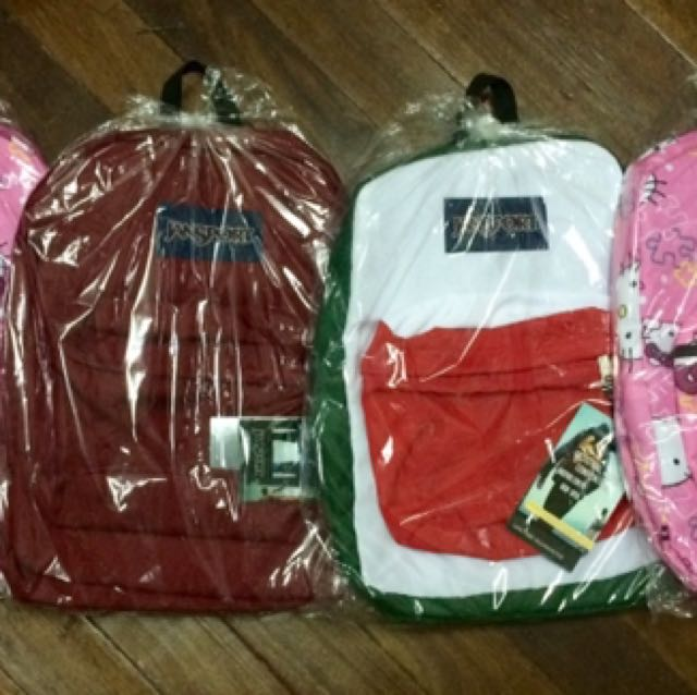 Original Jansport Bags