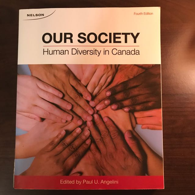 Our Society - Human Diversity in Canada (Fourth Edition)