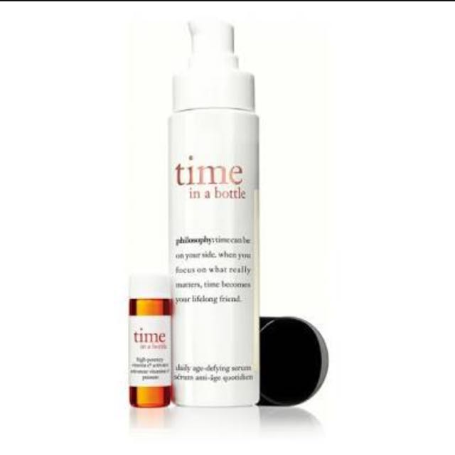 Philosophy Time In A Bottle Vitamin C Age-Deifying Serum