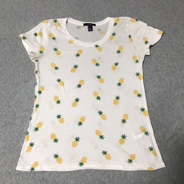 Pineapple Light Weight T-Shirt