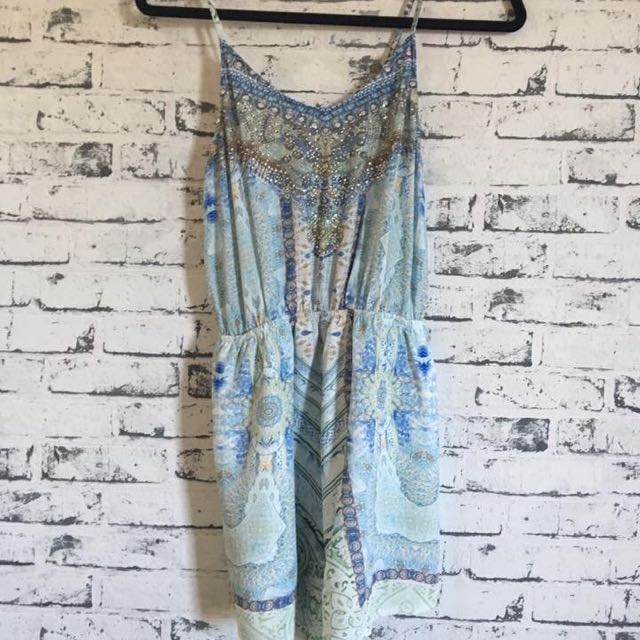 Playsuit From Melrose Avenue