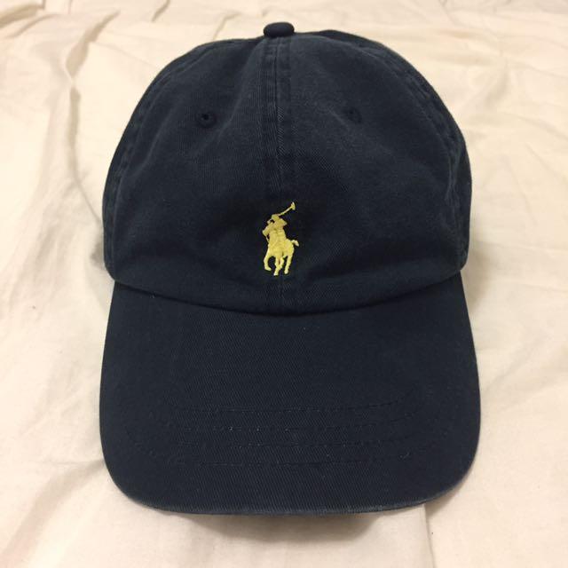 Polo Ralph Lauren深藍老帽