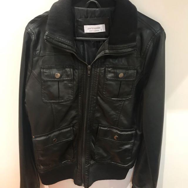 Portmans Leather Jacket