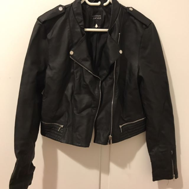 Portmans Real Leather Jacket