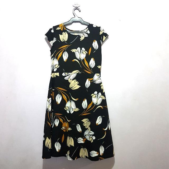 Preloved Black Dress